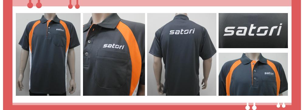 信隆車料工業 POLO衫短袖