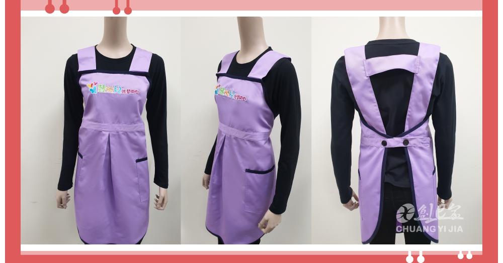創意家團體服客戶案例豐悅兒 日式圍裙
