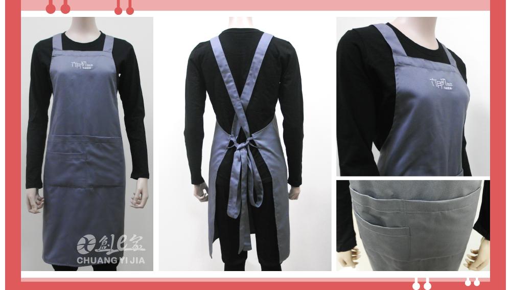 團體服 創意家 圍裙 客戶案例