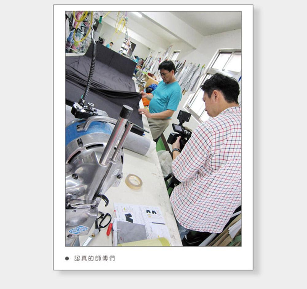 TVBS新聞台採訪台灣創意家冰涼衣