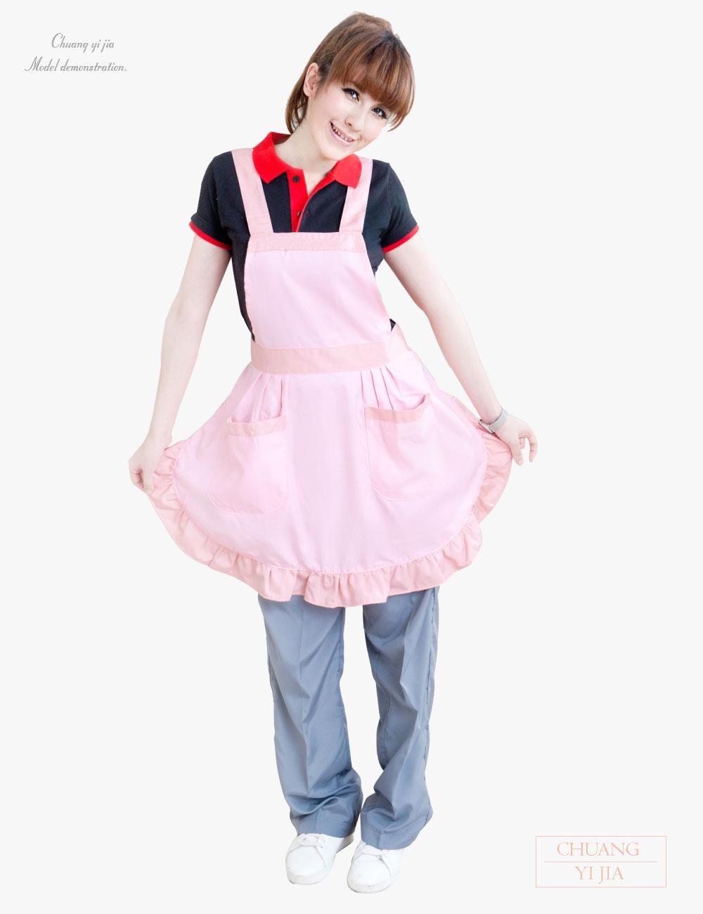 荷葉邊圍裙,專業圍裙,廚師圍裙,烘培圍裙,園藝圍裙,防髒圍裙,日式圍裙,半截圍裙,圍裙訂製,職人日式圍裙圍