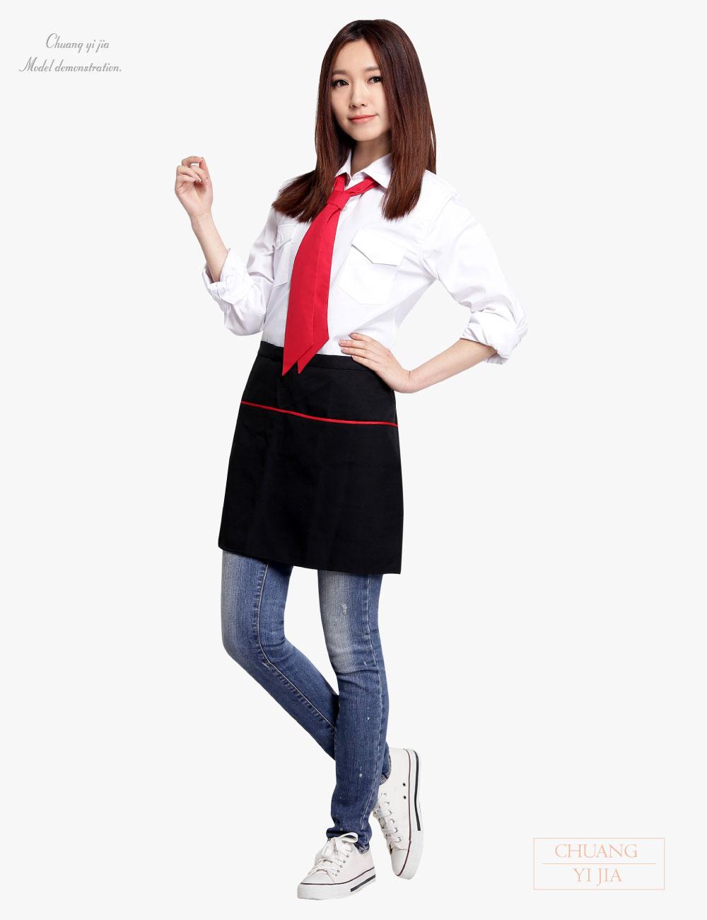 外場圍裙半截,廚師圍裙,烘培圍裙,園藝圍裙,防髒圍裙,日式圍裙,半截圍裙,圍裙訂製,職人日式圍裙圍