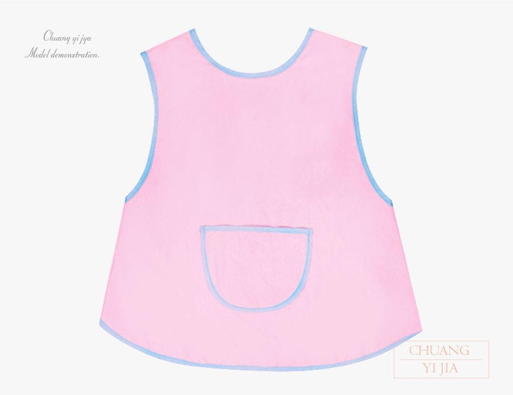創意家團體服,台灣生產製造,圍兜,幼兒園圍兜,防水圍兜,防髒圍兜,兒童圍兜,幼兒圍兜