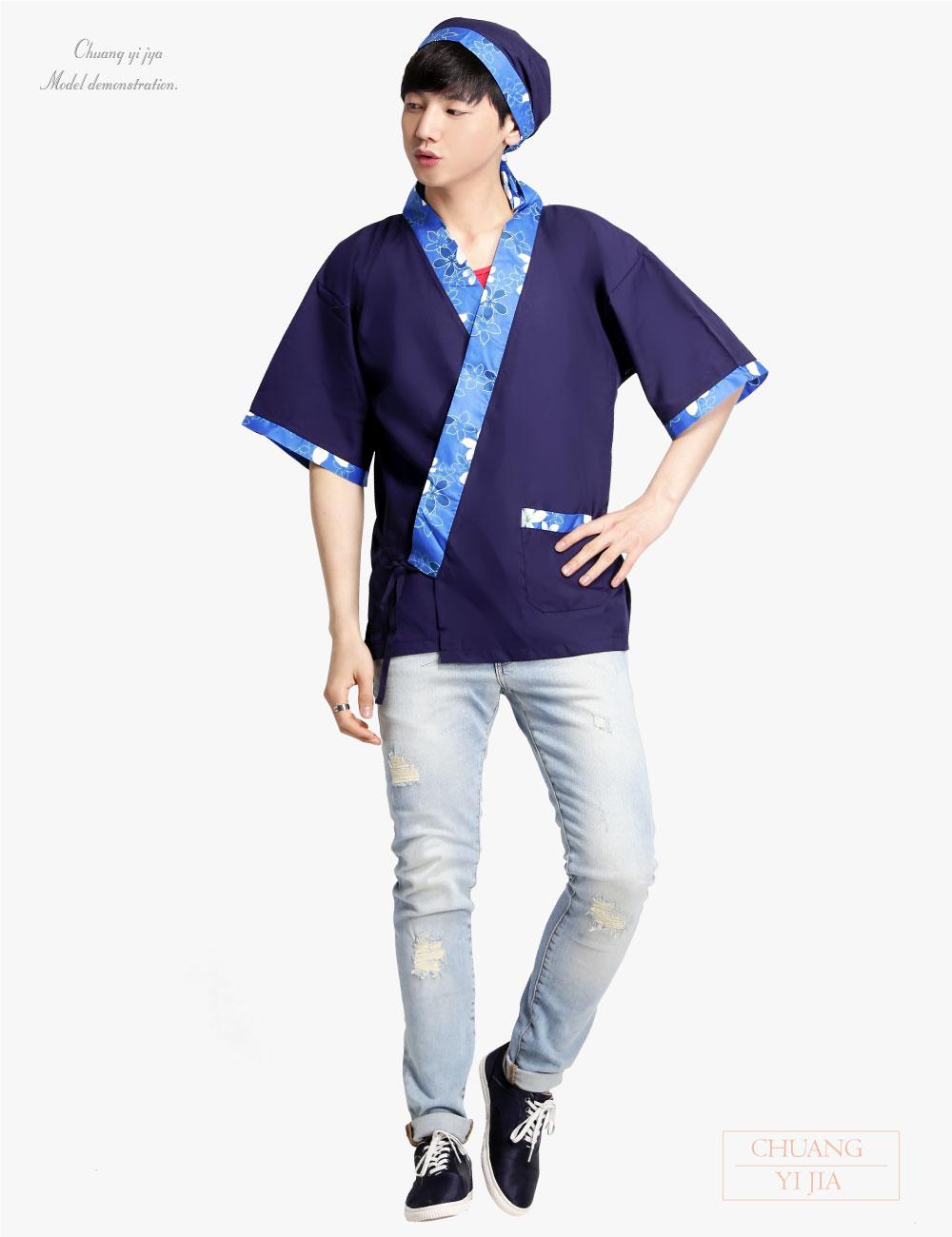 創意家團體服,台灣生產製造,廚師服,專業廚師服,料理服,餐飲廚師服,飯店廚師服,餐廳廚師服,日式廚師服,證照廚師服,日式料理服,日式餐飲服