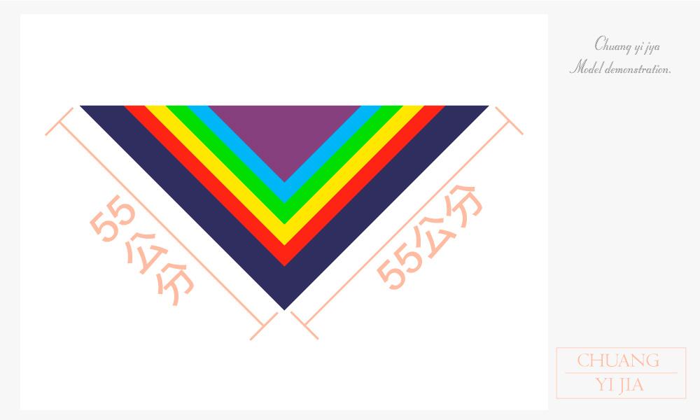 創意家團體服,台灣生產製造,餐飲領巾,服務生領巾,時尚配件,童軍領巾,空姐領巾,素面領巾,方領巾,三角領巾