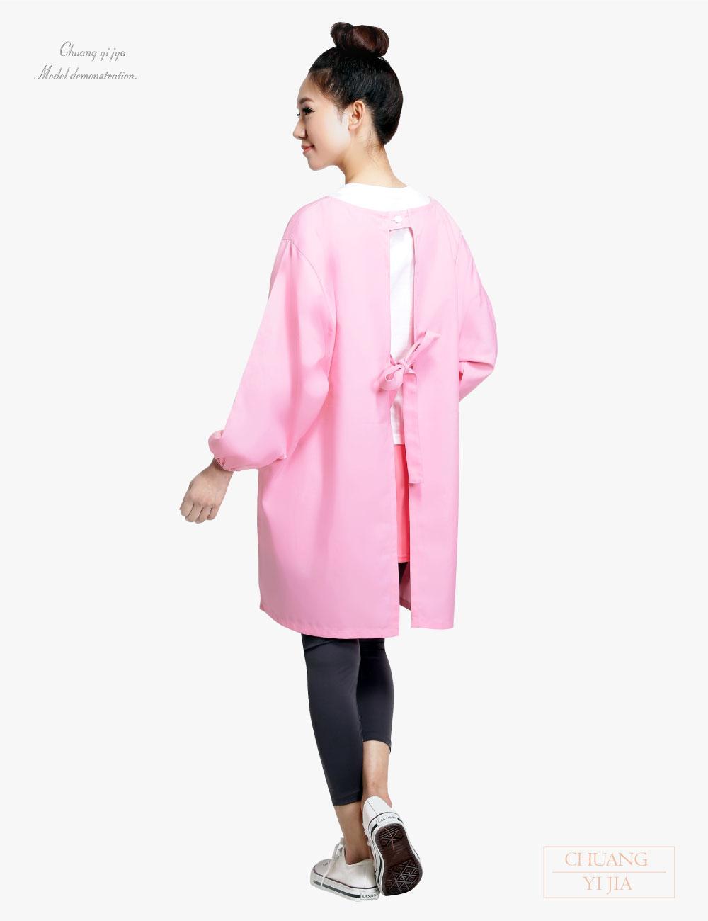 創意家團體服,台灣生產製造,圍兜,幼兒園圍兜,防水圍兜,防髒圍兜,大人圍兜,長袖圍兜,幼稚園老師圍裙