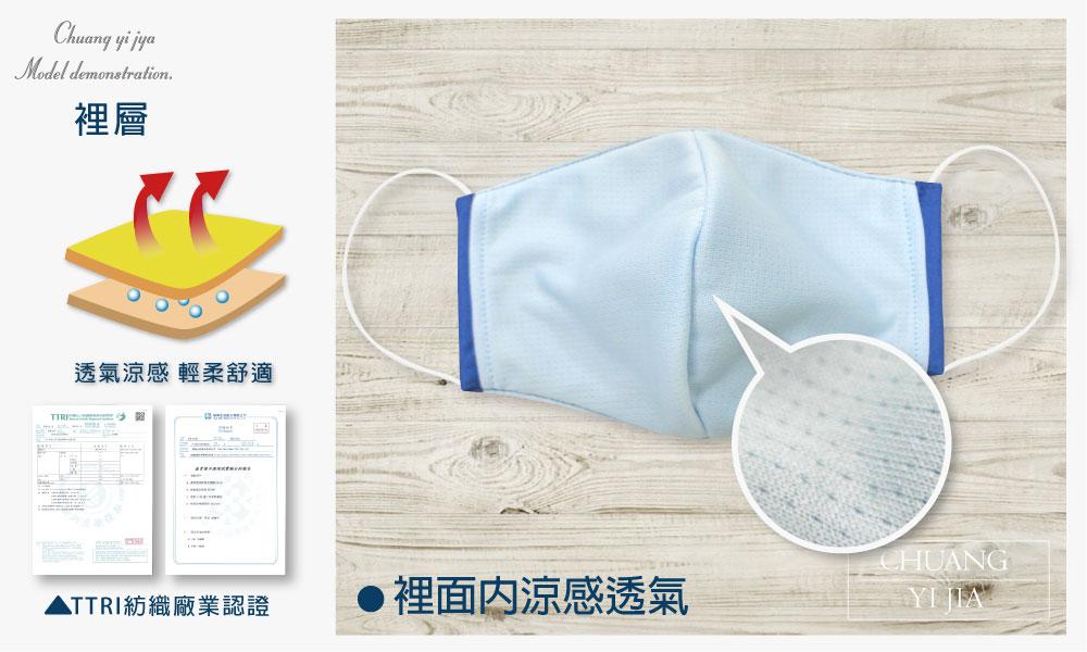 創意家防塵口罩套